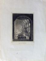 Quadro di  Antiquariato - Dom du Freising litografia carta