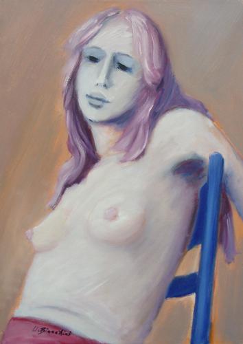 Quadro di Umberto Bianchini Patrizia - olio tela