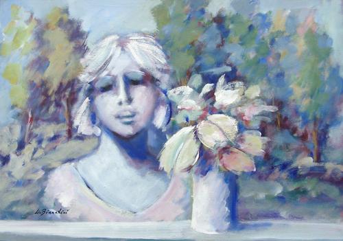 Quadro di Umberto Bianchini Natura, mista su tela 50 x 70 | FirenzeArt Galleria d'arte