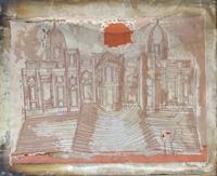 Quadro di Franco Gentilini  Santa Maria Maggiore