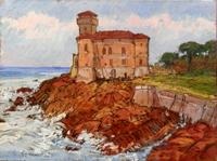 Ivano Balluchi - Castello Pasquini (Castiglioncello)