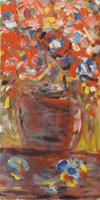 Anonimo 900 - Vaso di fiori