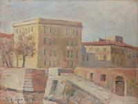 Quadro di Giacomo Vaccaro  Livorno