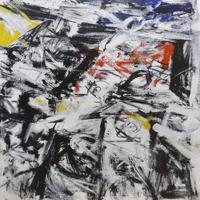 Quadro di Andrea Tirinnanzi - Astratto ink jet tela