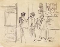 Quadro di Rodolfo Marma  New York