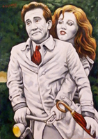 Work of Roberto Sguanci  Serie cinema - Vittorio e Stefania