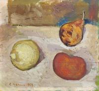 Quadro di Rodolfo Marma - Natura ferma olio tavola