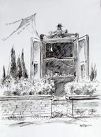 Work of Franco Lastraioli  Ripostiglio