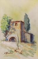 Work of Umberto Bianchini  Casa