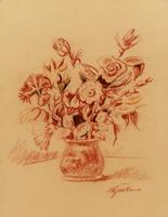 Luigi Pignataro - Vaso con fiori