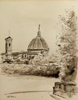 Quadro di Franco Lastraioli  Firenze