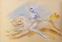 Work of Umberto Bianchini  Cavalcata