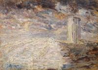 Tempesta alla Torre di Carrara