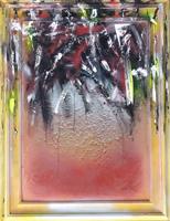 Quadro di Pjeter Koleci - Condensation mista faesite