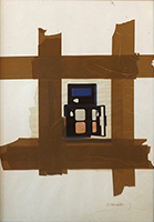 Work of Giuseppe Chiari  Senza Titolo