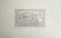 Quadro di Marica Magnanini - Circo in libertà litografia carta
