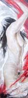 Quadro di Rossella Baldino  Nudo