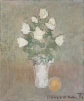 Quadro di  Innocenti  Vaso di fiori