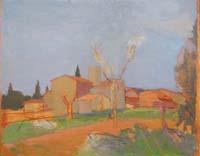 Domenico Straulino - Paesaggio