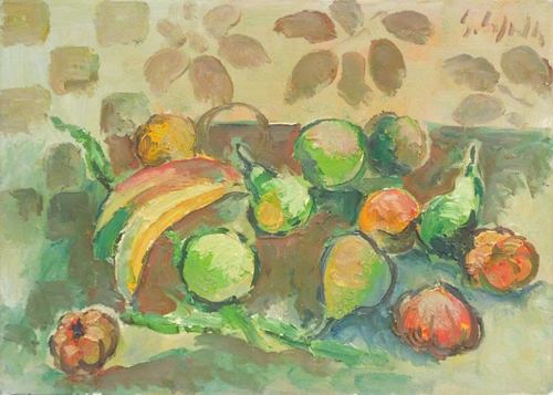 Emanuele Cappello - Frutta