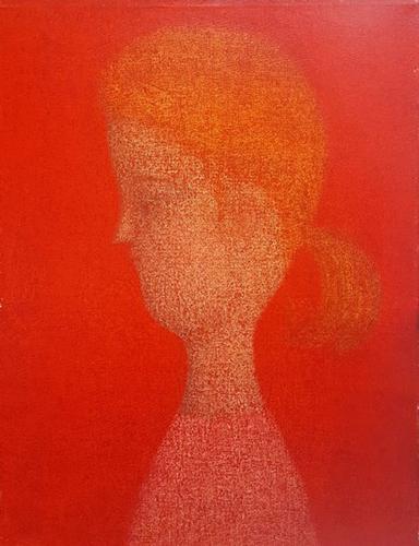 Antonio Bueno - Figura di donna