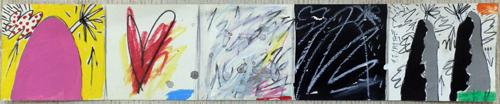 Quadro di Francisco J. Smythe Series - Pittori contemporanei galleria Firenze Art