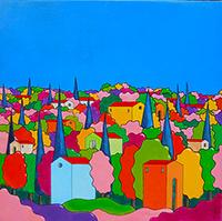 Work of Luca Albizi - Senza titolo mixed table
