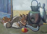 Work of Gianfranco Antoni  Composizione