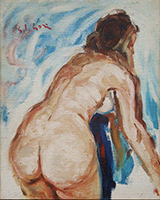 Work of Gino Paolo Gori  Nudo
