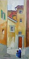 Work of Rodolfo Marma  Via dell'ortone
