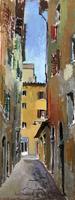 Work of Rodolfo Marma  Vicolo della canonica