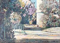 Gino Romiti - Paesaggio