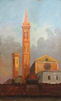 Quadro di Fausto Magni  Cattedrale