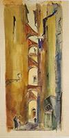 Work of Rodolfo Marma  Vicolo Baroncelli - Firenze