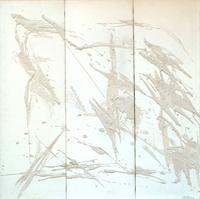 Quadro di Giuseppe Ciccia - Golgota mista tela
