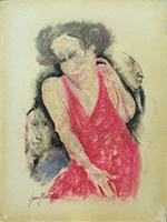 Work of Remo Squillantini  Figure