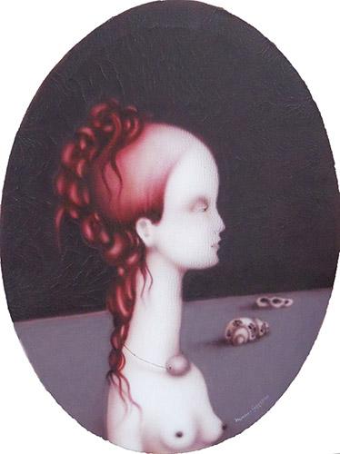 Moreno Cappellini - Figura di donna