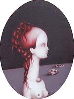 Figura di donna Moreno Cappellini