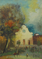 Emanuele Cappello - Santo Spirito a Firenze