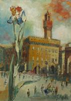 Work of Emanuele Cappello  La città del Giglio
