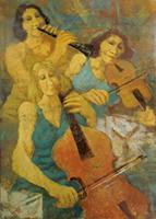 Work of Remo Squillantini  Concertino