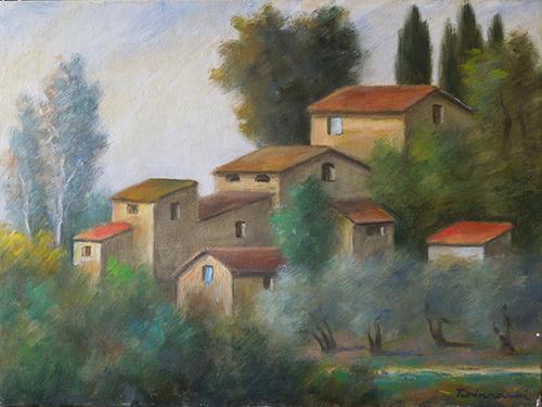 Nino Tirinnanzi - Paesaggio