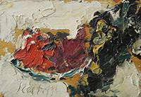 Sergio Scatizzi - Composizione di frutta