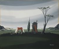 Work of Umberto Verdirosi - La rotta  oil canvas