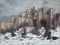 Aluigi - Paesaggio invernale