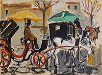 Work of Rodolfo Marma  Carrozzelle