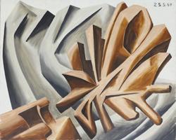 La forza del colore - exhibition Giorgio Mazzetti