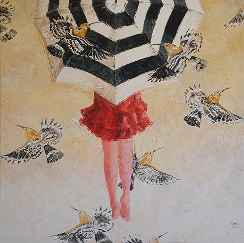 Gianna Bucelli - Io volo con le upupe