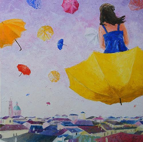 Gianna Bucelli - Oltre la città