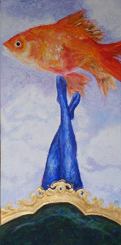 Gianna Bucelli - Toccando il pesce rosso